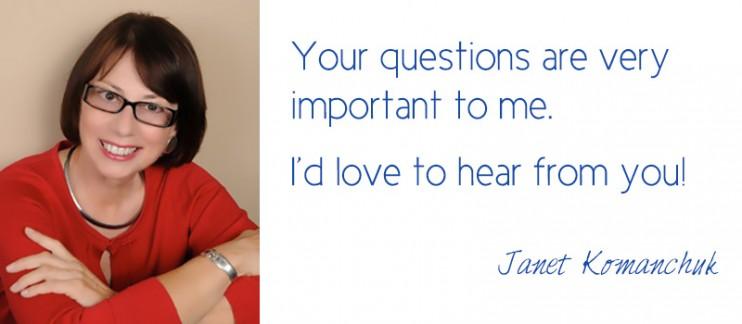 Contact Janet Komanchuk
