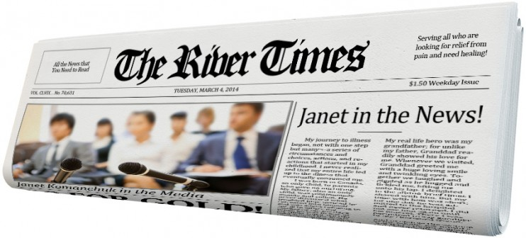 Janet in the News